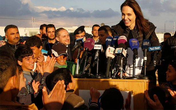 Angelina Jolie urgirá a la OTAN prevenir la violencia sexual