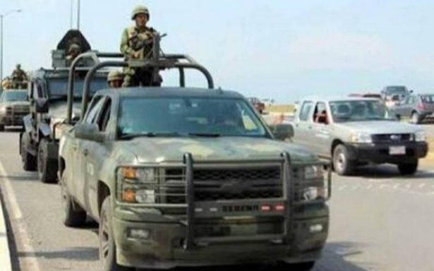 """Despliegan tropas militares en Reynosa tras muerte de """"El Betito"""""""