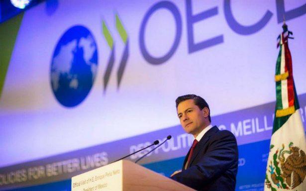 Peña Nieto anuncia plan para reforestar un millón de hectáreas