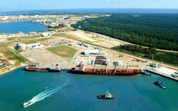 Conagua desmiente que agua en terminal marítima Dos Bocas esté contaminada