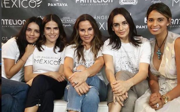 Se unen a la reconstrucción de México