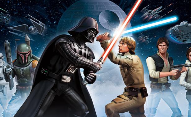 Disney anuncia nueva trilogía de 'Star Wars'