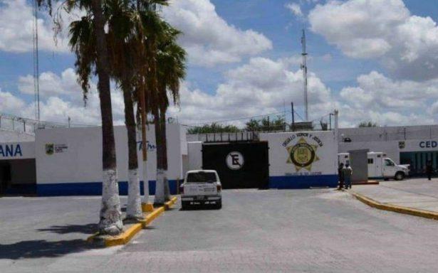 Hallan sin vida a interno de penal en Reynosa