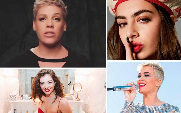 Artistas alzan la voz tras polémica sobre igualdad de género en los Grammy
