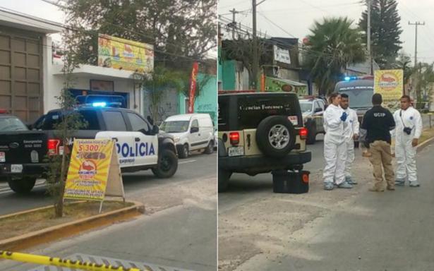 Víctima en balacera de Tlaquepaque tenía tatuaje del CJNG: fiscalía
