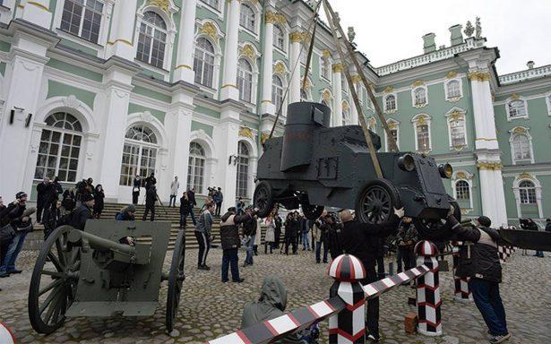 De los zares a la Unión Soviética; el cisma crucial del siglo XX