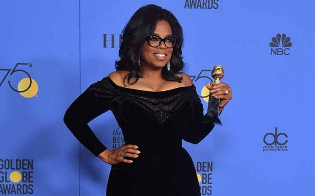 El tiempo se acabó… viene un nuevo día, dice Oprah sobre el futuro para las mujeres