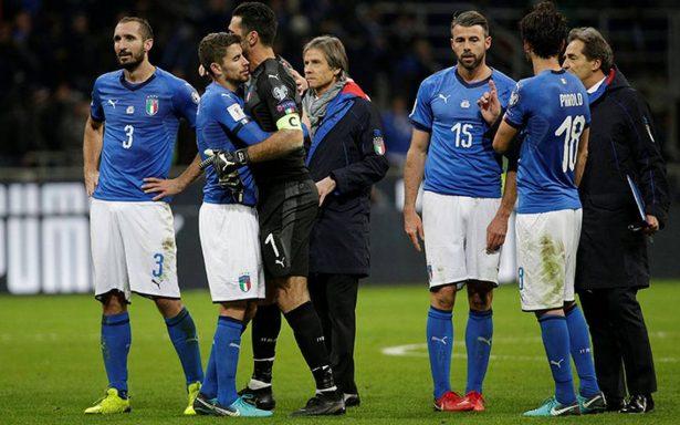 ¿Dónde están nuestros campeones?, se preguntan italianos tras eliminación del Mundial