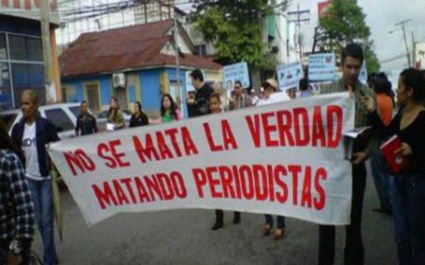 SIP preocupada por asesinatos de periodistas en Honduras y México