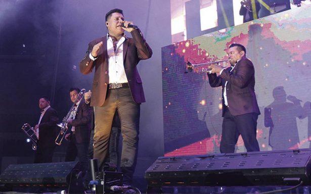 Banda MS conquista al público de la Ciudad de México