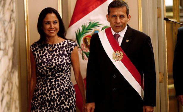 Mientras preparan apelación, Humala y Heredia pasan su primer día en la cárcel