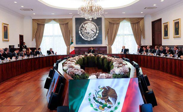 Consorcio Altán, grupo que ganó proyecto de la Red Compartida, se reúne con Peña Nieto