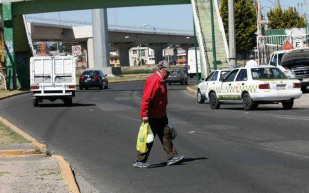 México, noveno lugar mundial en muertes por accidente vial
