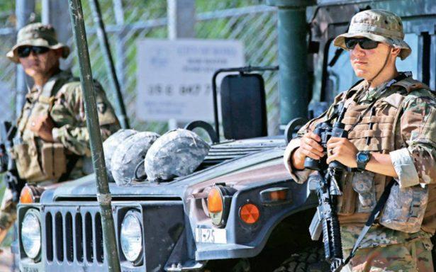 California envía 400 soldados a la frontera sin labores de inmigración