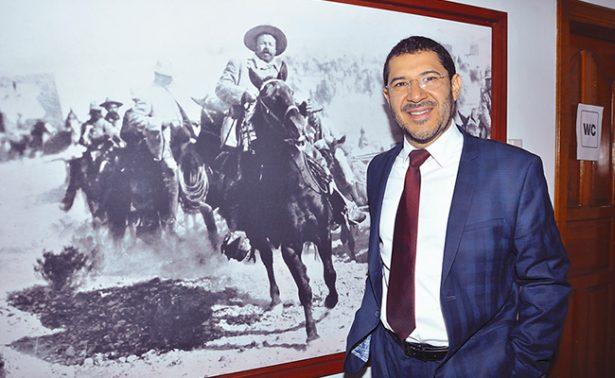 Ricardo Monreal tiene su lugar en Morena: Martí Batres