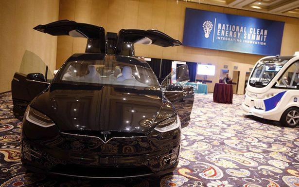El futuro se acerca: construirán en China planta de autos Tesla