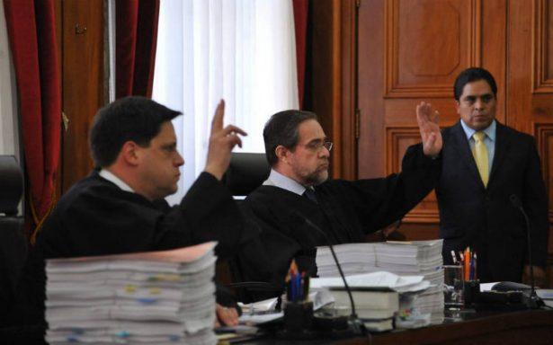 SCJN desecha dos demandas contra Ley de Seguridad Interior