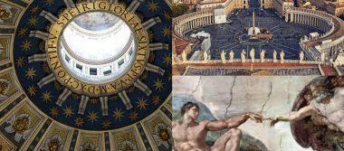 Tesoros artísticos del Vaticano llegan a San Ildefonso