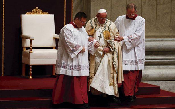 Pide el Papa Francisco futuro de paz para migrantes