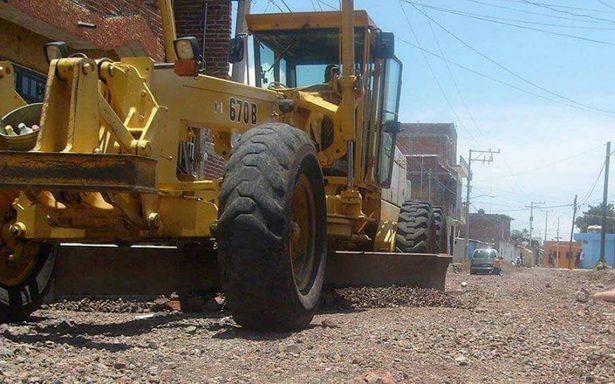 Construcción de infraestructura cayó 7.2% a tasa anual, sufre la peor de las crisis