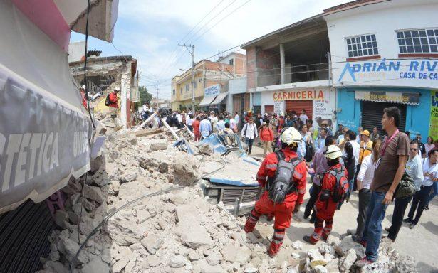Damnificados de Jojutla tendrán casas nuevas en cuatro meses: Segob