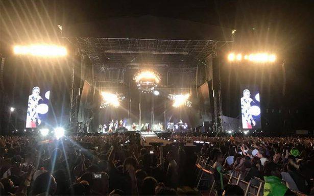 Los Auténticos Decadentes celebran 30 años de carrera con fans mexicanos