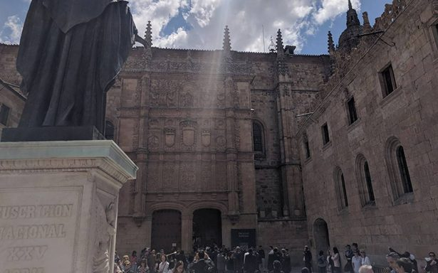 Universidad de Salamanca, celebra ocho siglos de conocimiento
