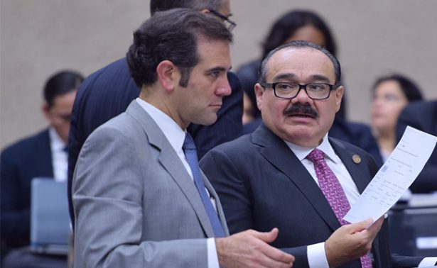 INE confirma rebase de gastos de PRI y PAN en Coahuila