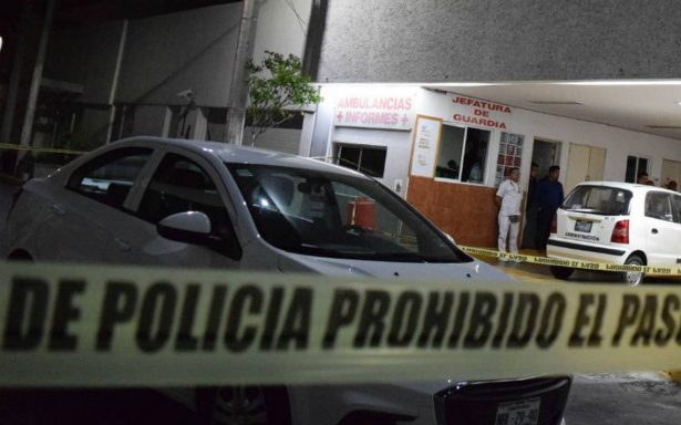 Perdió el duelo con polis en Tláhuac