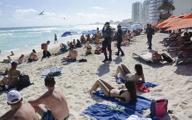 Cancún concluye las vacaciones con alta ocupación hotelera