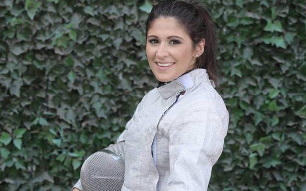 CAAD niega suspensión definitiva para la esgrimista María Paola Pliego