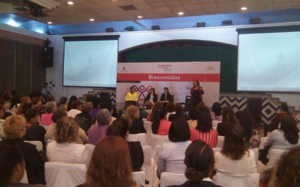 La paz es un derecho constitucional: Margarita Solano