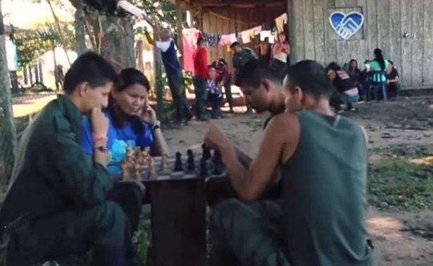 [Video] ¡Las FARC se suman a mannequin challenge!