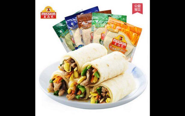 Tortillas y totopos se comercializan a través de Alibaba