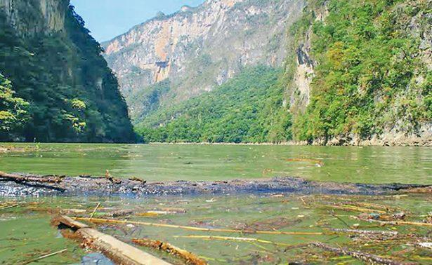 Analizan dragado de ríos de Tabasco