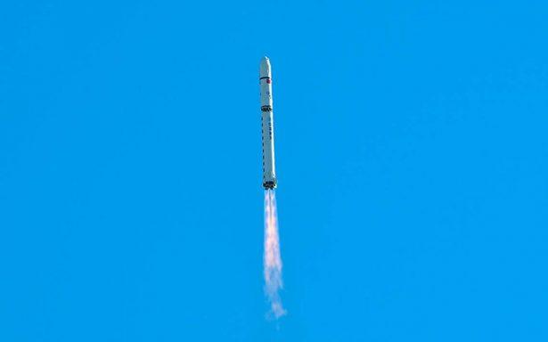 ¡Uno más! China lanza exitosamente satélite de exploración terrestre