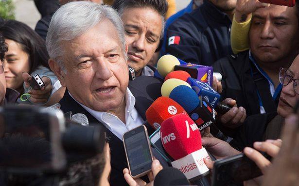 Independientes deben estar en elección para que el pueblo decida: AMLO