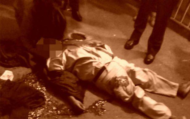 Asesinan a agente de la PGJ-CDMX en Ecatepec