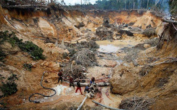 Enfrentamiento entre militares y mineros deja 18 muertos en Venezuela