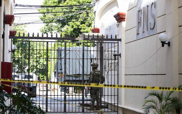 PGR vigila manejo seguro de cajas aseguradas en Quintana Roo