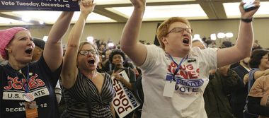 Trump se defiende ante descalabro sufrido en Alabama