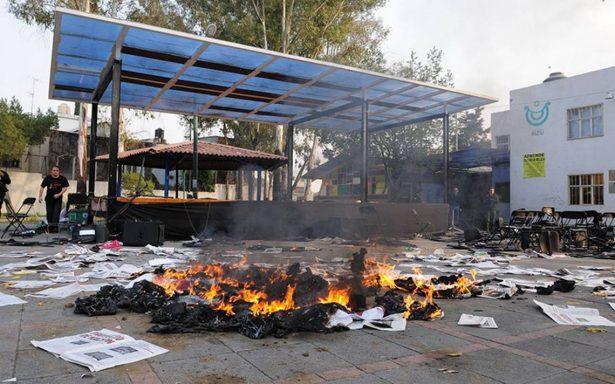 Suman tres procesados por dos ataques en Coyoacán