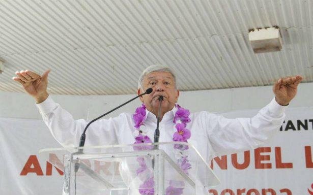 López Obrador promete terminar con las pensiones millonarias a expresidentes