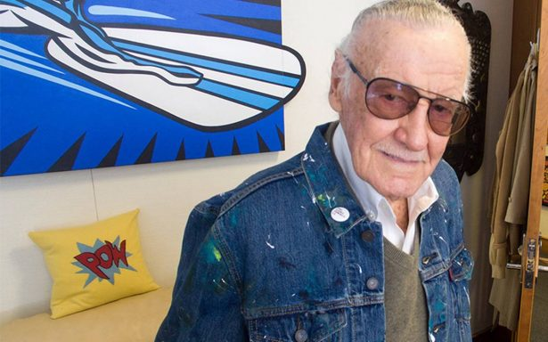 Stan Lee demanda a su antigua empresa POW! Entertainment por fraude