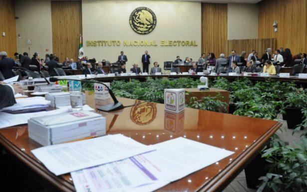 INE contabiliza 396 encuestas publicadas de preferencia electoral