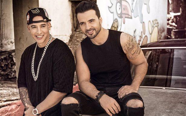 Daddy Yankee y Luis Fonsi forman parte del show de los premios Grammy 2018