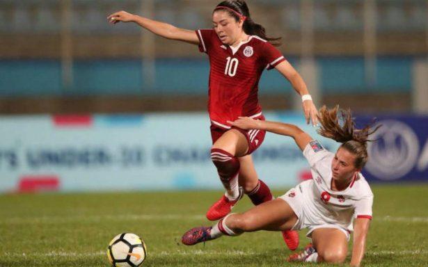 Tri femenil sub-20 derrota en penales a Canadá y califica al mundial