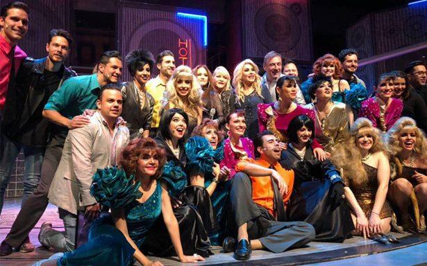 "El musical ""Mentiras"" celebra tres mil 100 representaciones recordando a Hiromi"