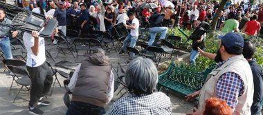 CDMX reprueba agresión a periodistas en Coyoacán y pide respeto a proceso electoral