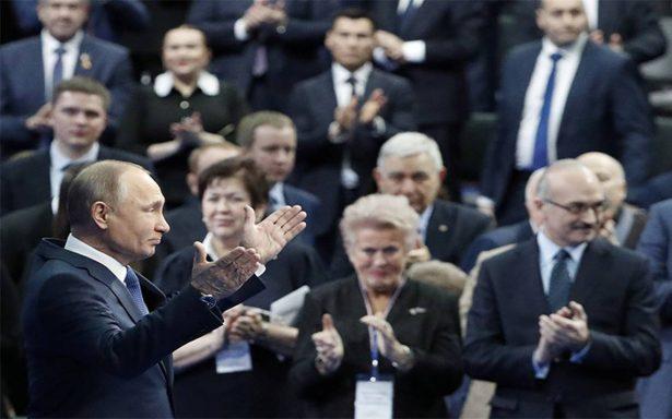 Estados Unidos sanciona injerencia rusa en elecciones